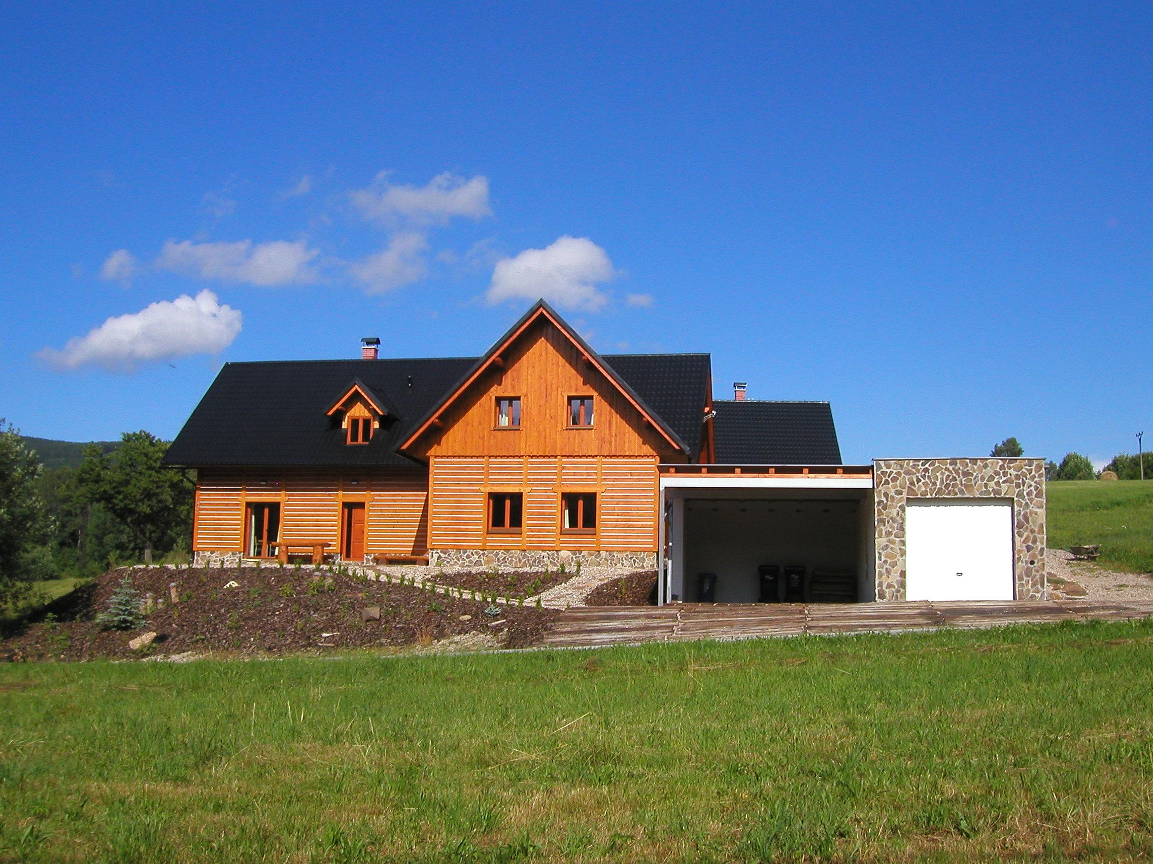 Virtuální prohlídka Chalupa Dolní Morava 360